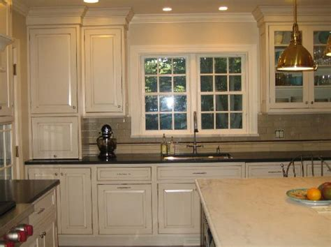 cream cabinets finding the right cream kitchen cabinets my kitchen