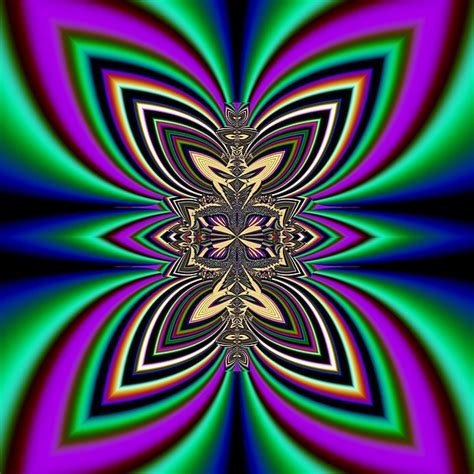 imagenes abstractas de otoño ilustraci 243 n gratis obras de arte abstracto fractal