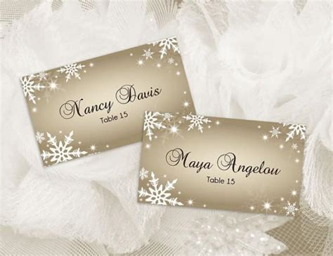 Diy Wedding Name Card Template by Diy Printable Wedding Place Name Card Template 2410842