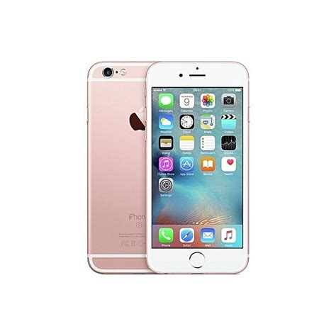 apple iphone 6s 64gb 2gb ram 12mp lte single sim gold specs waranty