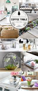 creative coffee table ideas creative coffee table decor ideas home tree atlas