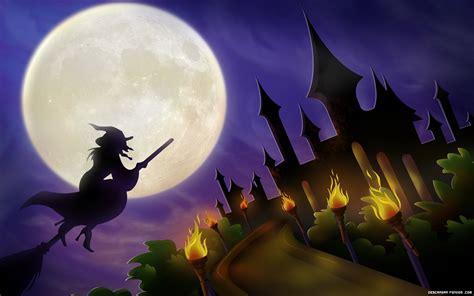 imagenes de halloween tenebrosas brujas en halloween