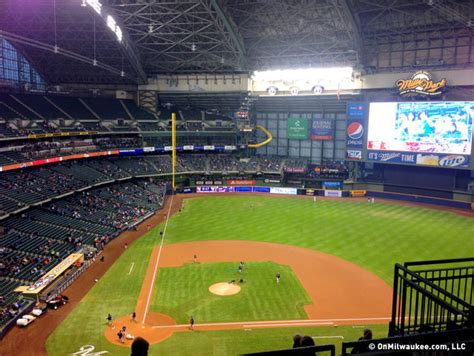 Miller Park Family Section by Calie Herbst S Blogs Miller Park Family Guide