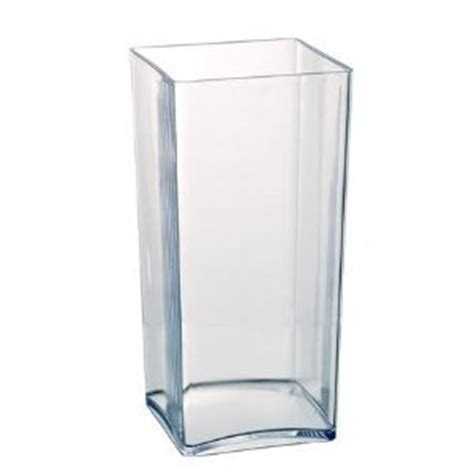 Clear Plastic Vases by Box Of 12 Clear Acrylic Cube Vase Wearing