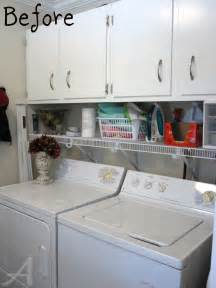 How To Organize Kitchen Cabinets Martha Stewart Laundry Room Organization Ideas Gustitosmios