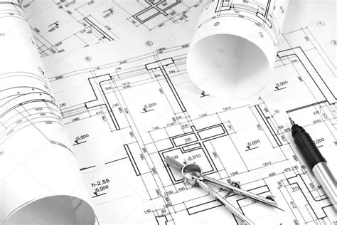 building drawing tool construction drawings stock photo 169 mrtwister 22403857