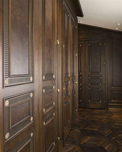 Floor To Ceiling Closet by Floor To Ceiling Built In Cabinets Traditional Closet
