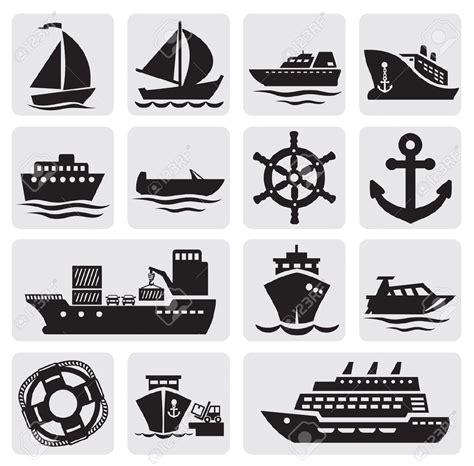 free boat icon boat and ship icons set shittt pinterest icon set