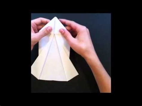 How To Make A Nose Out Of Paper - how to make a paper airplane the bottle nose