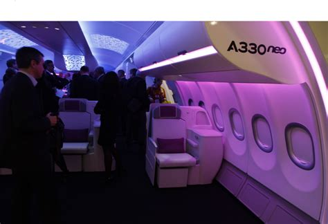 Best Home Interior Design Instagram Looking At The Airspace By Airbus A330neo Cabin