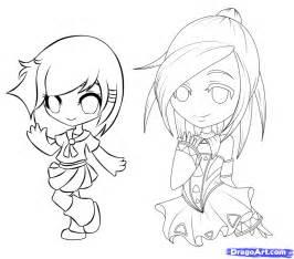 how to draw chibi manga step by step chibis draw chibi