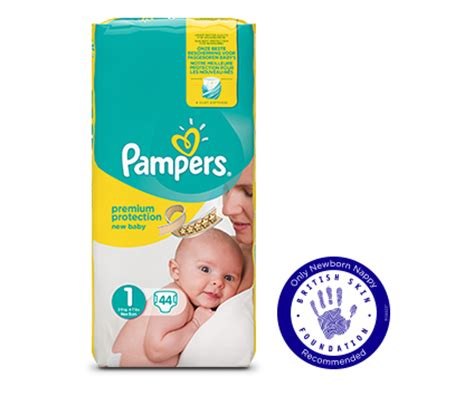 Home Comfort Premium Care by Pers Premium Protection New Baby Nappies