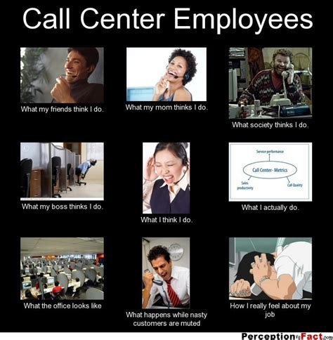 Funny Call Center Memes - call center employee meme