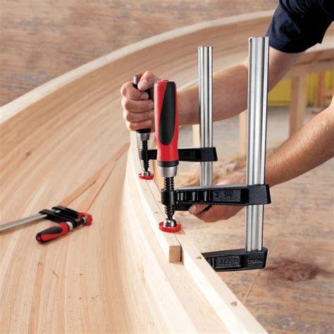 bessey tg professional series bar clamps light duty
