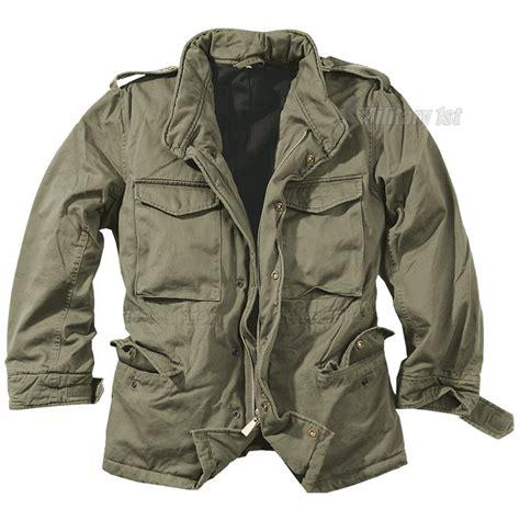 Adidas Rambo 1 surplus army classic m65 washed winter jacket