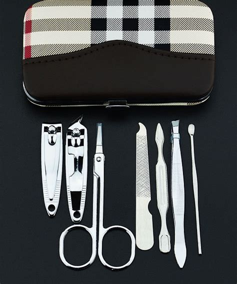 Alat Cukur Rambut Satu Set 7 in 1 stainless steel alat kuku set gunting kuku kit kuku pedicure alat manicure set dari