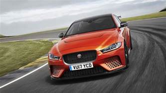 Jaguar XE SV Project 8 is a 592 horsepower super sedan