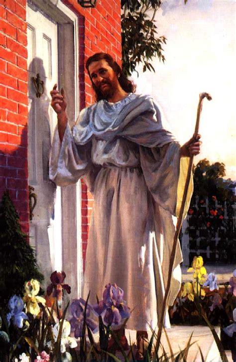 imágenes de jesucristo tocando la puerta jes 250 s toca el coraz 243 n neoatierra