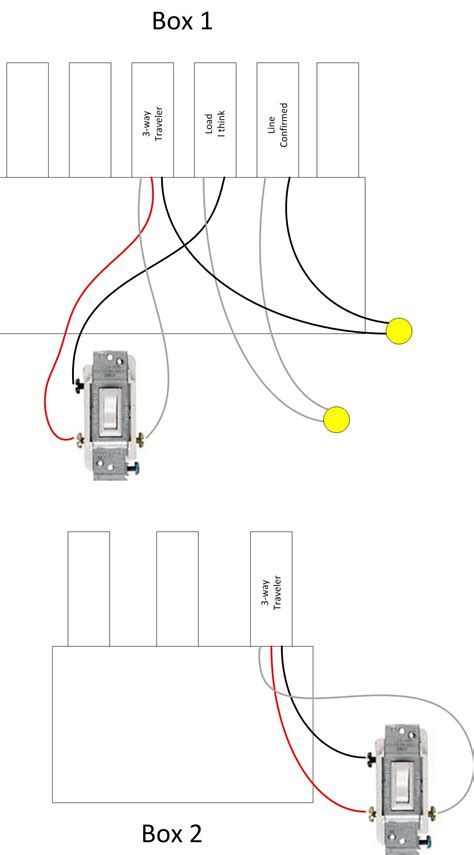 leviton 3 way rocker switch wiring diagram leviton just