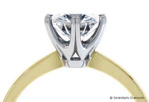 Amongst the many popular setting styles adopted for diamond rings the