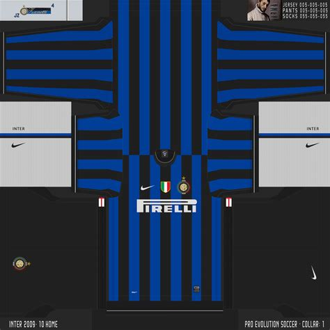 Patch Wcc 2010 Winner Inter Milan For Original Jersey pes 2017 inter 08 10 kits by alemarvel pes patch