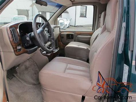 vehicle repair manual 1998 chevrolet express 2500 interior lighting 1998 chevrolet express day van 5 7 litre v8 automatic immaculate interior