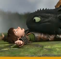toothless explore train dragon