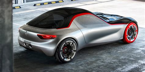 Opel Gt Interior by Opel Gt Concept Interior Revealed Photos 1 Of 18