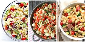 cold pasta dishes for a buffet ideas 30 easy pasta salad recipes best cold pasta dishes