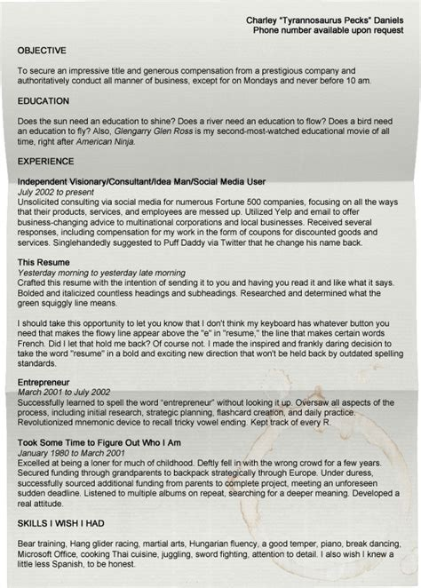 Resume Cover Letter Unemployed Cover Letter Exle Resume Cover Letter Unemployed