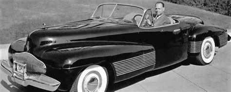 harley earl  inventor  american car design dyler
