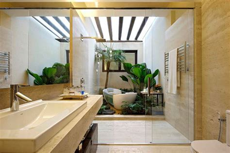 garden bathroom ideas indoor gardening bathroom as a garden gardening better