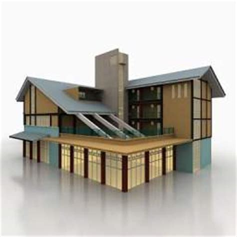 only delicious 3d models top 3d models house