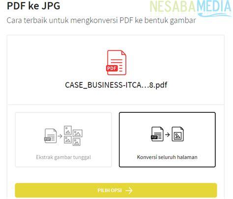 format file gambar yang ada di internet 4 cara mengubah pdf ke jpg online dan offline lengkap gambar
