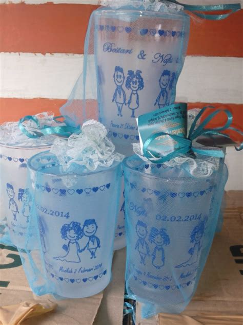 Souvenir Sajadah Unik Dan Cantik souvenir wedding gelas cantik dan unik gebeet