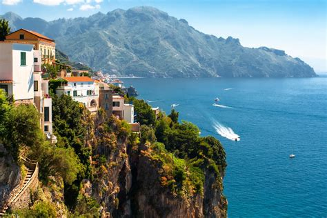 Amalfi Coast & Mountains Self Guided Walking Holiday