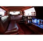 Classic Cadillac 8 Passenger Interior Large  Excalibur