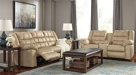 Beige Living Room Set Brolayne Durablend Beige Reclining Living Room Set From 83201 88 94 Coleman Furniture