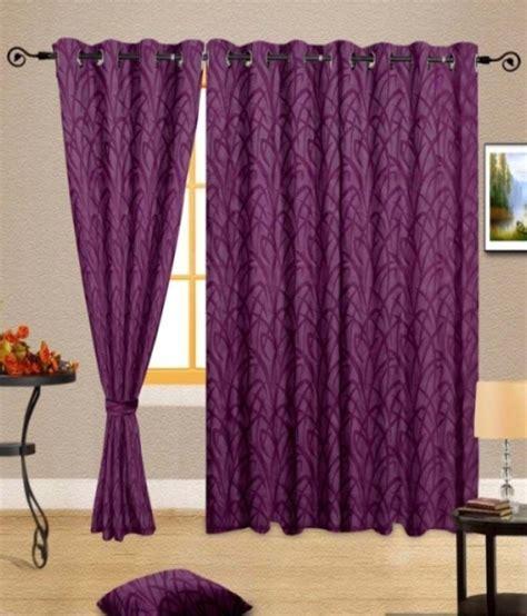 Purple Window Curtains Cortina Single Window Eyelet Curtain Contemporary Purple Buy Cortina Single Window Eyelet