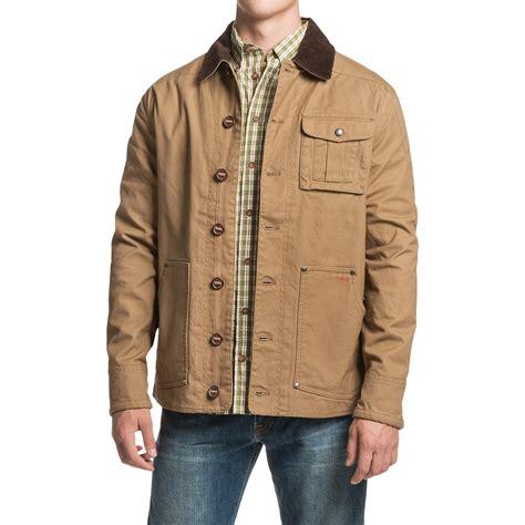 Barn Coat Men 1816 By Remington Cotton Canvas Barn Jacket For Men