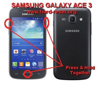 samsung galaxy ace 3 s7278u hard reset code format solution electronics tricks and tips samsung galaxy ace 3 gt s7270
