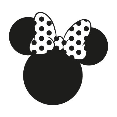 minnie mouse (disney) vector download free