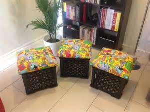 Bench Seat Cushion Foam Diy Milk Crate Seats Teacher On Training Wheels