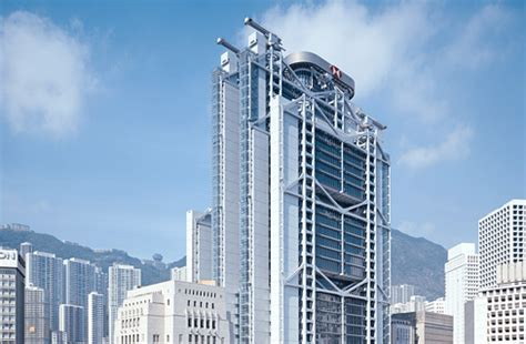 aluminium in building hongkong and shanghai bank hq