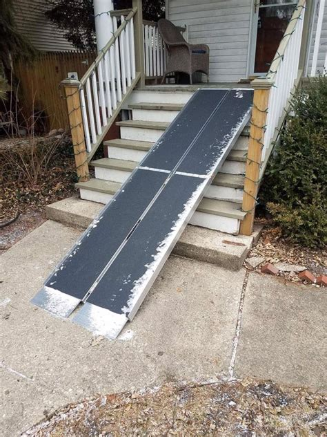 danger   diy wheelchair ramps rampnow