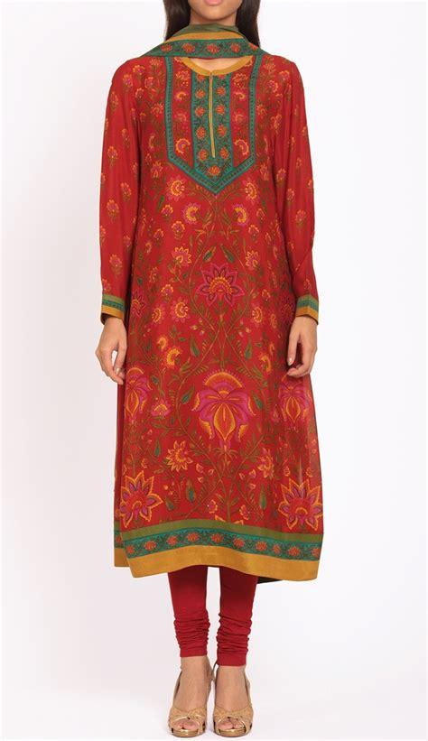 Luxury Designer Dresses - ritu kumar summer dresses 2016 17