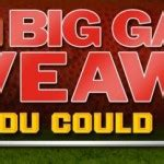 Red Baron Sweepstakes - trust on the border mexican grill cantina with super bowl party menu