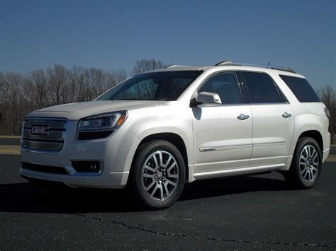 2013 gmc acadia denali 2013 gmc acadia pictures information and specs auto