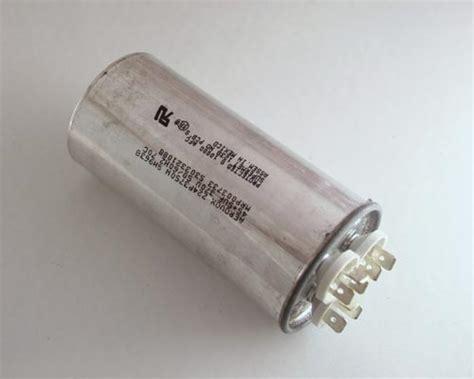 aerovox motor capacitors z24p3750 aerovox capacitor 45uf 370v application motor run 2020024101