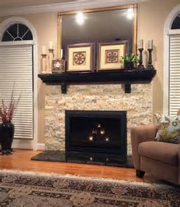 fireplaces contemporary living room other metro by